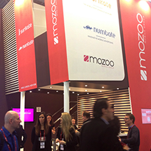 <span>Interior design</span>Surikate Mozoo booth for MWC
