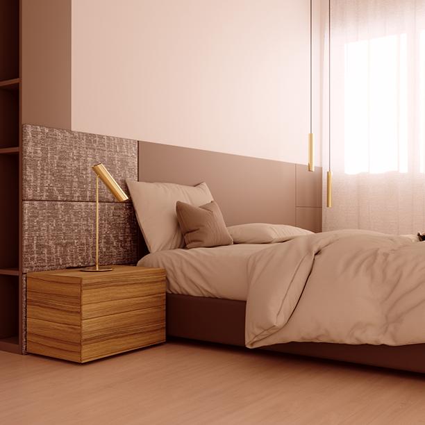 <span>Interiorismo</span>Propuesta para dormitorio vestidor