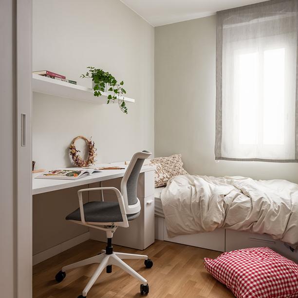 <span>Interiorismo</span>Una habitación súper para la guapa de la casa