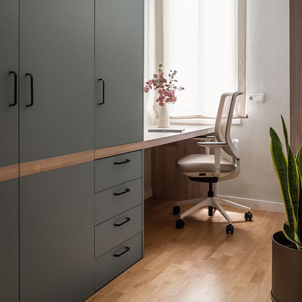 <span>Interiorismo</span>La oficina en casa
